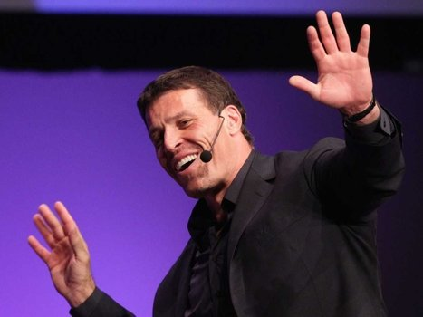 Tony Robbins Shares 3 Steps To Creating A Life-Changing Breakthrough | Network Marketing Training | Scoop.it