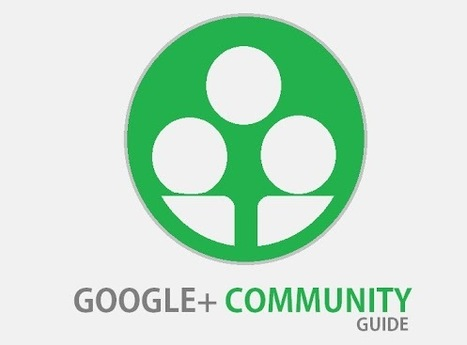12 Google+ Communities For Marketers | All about Web | Scoop.it