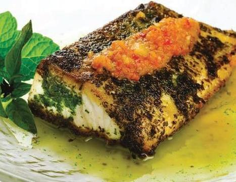 Herb Crusted Fish with Sweet Chilli Sambal | Oak Recipes | Delicious Recipes | Scoop.it