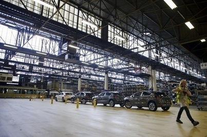 Emploi: Les usines qui ferment sont davantage remplacées. | La-Croix.com | Press book trendeo | Scoop.it