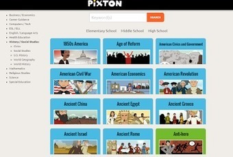 Four Social Studies Lessons You Can Update With Comics | Edtech PK-12 | Scoop.it