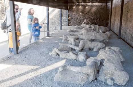 Saving the ruins of Herculaneum - gulfnews.com | Pompeii and Herculaneum | Scoop.it