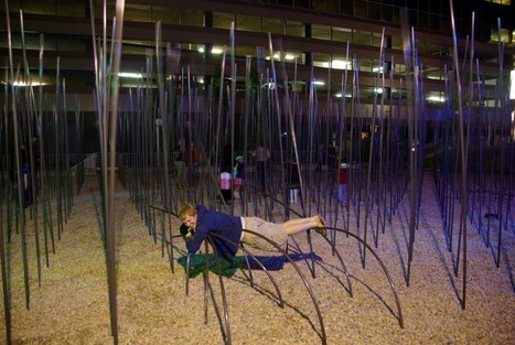 Daniel Lyman: Sway'd | Art Installations, Sculpture, Contemporary Art | Scoop.it
