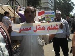 La révolte oubliée des enseignants égyptiens | Égypt-actus | Scoop.it