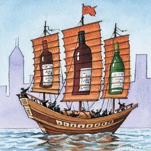 China hoists its sails | Vitabella Wine Daily Gossip | Scoop.it