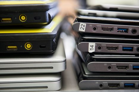 How schools around the country are turning dead Microsoft PCs into speedy Chromebooks | Cool School Ideas | Scoop.it