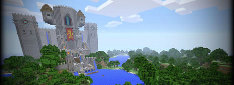 Comment «Minecraft» s'est incrusté à l'école et à l'ONU | Jeux sérieux et Gamification | Scoop.it