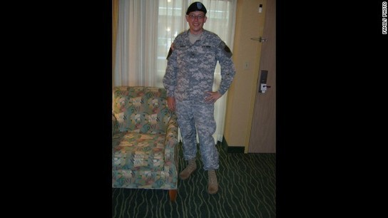 Soldier's suicide note goes viral; family deman...