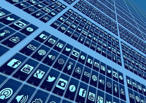 Réseaux sociaux : leur utilisation par les professionnels | Webmarketing et Réseaux sociaux | Scoop.it
