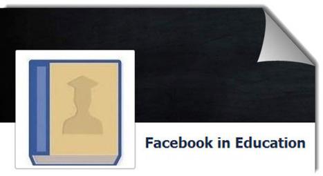 Recursos compartidos por Facebook para educadores | Las TIC y la Educación | Scoop.it