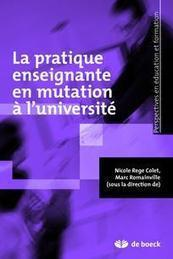 Représentations et modèles pédagogiques des conseillers pédagogiques en milieu universitaire | Conseiller pédagogique dans l'enseignement supérieur | Scoop.it