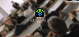 Donner la parole à vos diapositives | Entrepreneurs du Web | Scoop.it