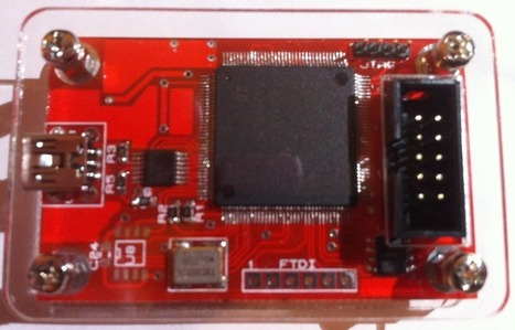 A FPGA based Bus Pirate Clone | Raspberry Pi | Scoop.it