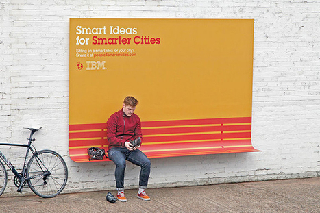 IBM's Smarter Cities Billboard Campaign | Picto Communication Partner | Scoop.it