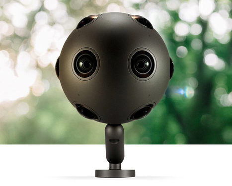 5 Best 360° Cameras for Making Virtual Reality Videos   Visual literacy in teacher education   Scoop.it
