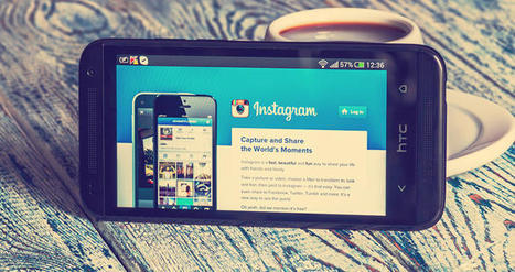 Marketing: Instagram plus fort que Twitter | Mon Community Management | Scoop.it