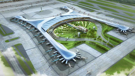 South Korea's New Sustainable City Inside An Airport | Sustain Our Earth | Scoop.it