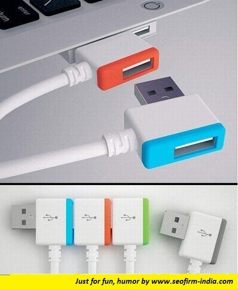 A Chain of USB Ports | Just for Fun and Humor | Scoop.it