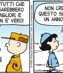"Peanuts 2013 gennaio 2 | L'impresa ""mobile"" 