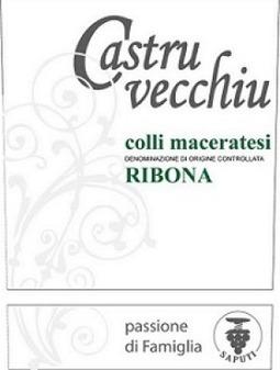 Castru Vecchiu 2012, Colli Maceratesi Ribona Doc | Wines and People | Scoop.it
