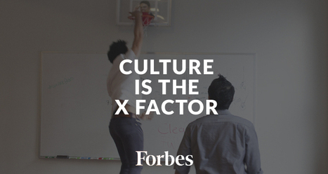 The Leadership 'X' Factor That Creates 'It' Companies | Culture Change | Scoop.it