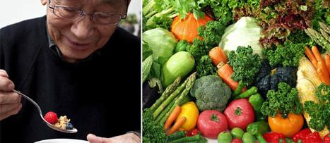 Alimentación sana para la tercera edad   Personas Mayores - Porfinsolos.com   Scoop.it