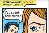 INFOGRAPHIC: Avoiding money problems in relationships - Cool ... | The Money Couple | Scoop.it
