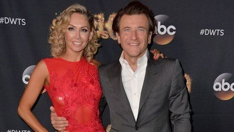 'Dancing With the Stars' Couple Kym Johnson and Robert Herjavec Are Married! | Amanda Carroll | Scoop.it