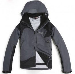 Mens North Face Grey Black 3 in 1 Jackets For Cheap [Mens Black 3 in 1 Jackets] - $115.00 : The North Face Outlet, Cheap North Face Outdoor Jackets Online Sale | Jackets | Scoop.it