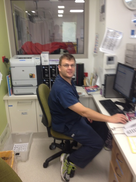 OH&S for Emergency Department Physiotherapists   OH&S in Emergency Q2   Scoop.it