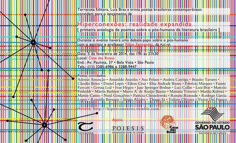 """""""Hiperconeções"""" na Casa das Rosas   Ficção científica literária   Scoop.it"""