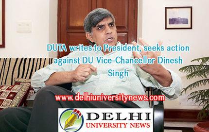 Internships of DU students in Vice Chancellor's office | Website Design Company | SEO Services Delhi | Web Development | Scoop.it