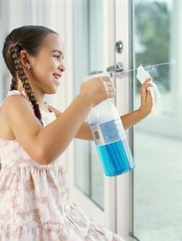 ¿qué sustancias químicas hay en windex? | eHow en Español | Limpiadores de ventanas y espejos | Scoop.it