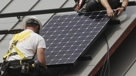 Residential Solar Power Proves To Be A Great Investment - Mintpress News | Ahuja Group | Scoop.it