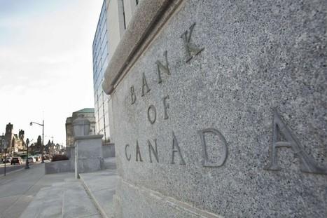 La Banque du Canada laisse son taux à 1%   Macro-économie   Immo Québec   Scoop.it