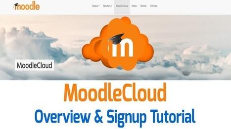 Moodle Announces Free Moodle Cloud Service | O Moodle a možná víc | Scoop.it