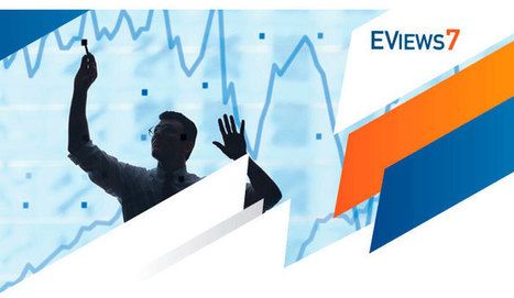 Economista Cibernético | Descargar Eviews 7 Gratis!! | New uses of e views 7 | Scoop.it
