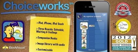 Curated Special Needs Apps by Melanie Broxterman | AppyMall | APP's in Education | Scoop.it