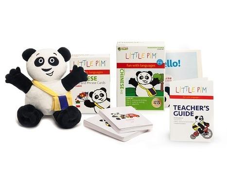 Chinese: Teacher's Kit - Little Pim | ES1: Family Languages | Scoop.it