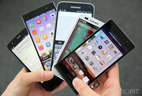 10 choses que vous ne devez plus jamais faire avec votre smartphone - AndroidPIT   Mes ressources personnelles   Scoop.it