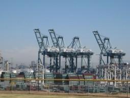 Supply Chain Headache at LA Port - CFO Magazine   defense acquisitions   Scoop.it