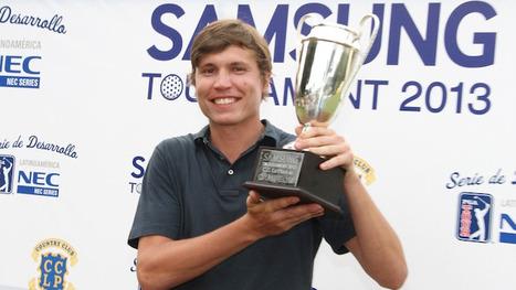 El brasileño Felipe Navarro se consagró campeón en un inolvidable final en Lima | Golf | Scoop.it