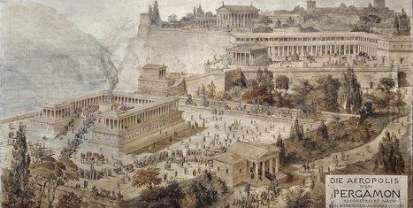 Pérgamo, la ciudad helenística que quiso competir con Atenas | LVDVS CHIRONIS 3.0 | Scoop.it