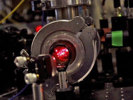 Molecules chilled to coldest temperature ever recorded | Liberty Revolution | Scoop.it
