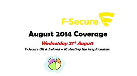 August Coverage (27th) | F-Secure Coverage (UK) | Scoop.it