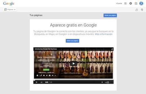 Hagan más con Google: 10+1 formas de aprovechar Google+ para compartir y descubrir cosas geniales | Contenidos educativos digitales | Scoop.it