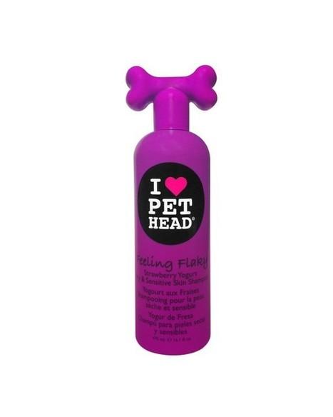 Pet Head Feeling Flaky Dog Shampoo in India at Dogkart   Dogkart   Scoop.it