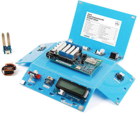 Seeed Studio Introduces Automation and Wearable Kits for Intel Edison | Embedded Systems News | Scoop.it