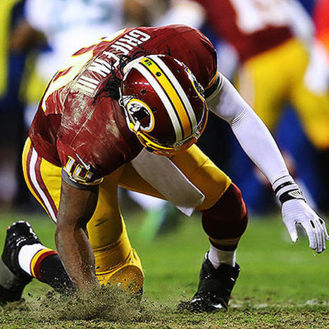 Robert Griffin III has surgery to repair the LCL, ACL ... - Yahoo! Sports   Coaching Volleyball   Scoop.it