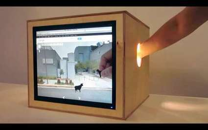 Portals: A Networked Mixed-Reality Playground | Dispositifs interactifs | Scoop.it